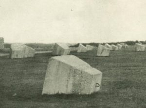 Anti-invasion  Blocks (1942)