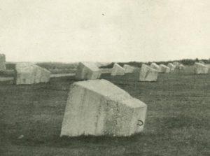 Anti-invasion  Blocks (1942)