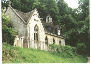Former Mission Church at Hyde (2000)