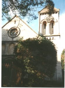 Holy Trinity Church Brimscombe (2000)