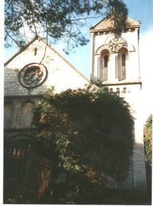 Holy Trinity Church Brimscombe (2000)