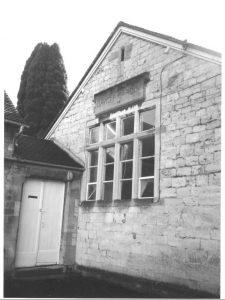 Former Brimscombe School (2000)