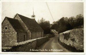 St. Barnabas, Box (1970s)