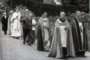 Box Dedication, St.Barnabas Procession (21 June 1958)