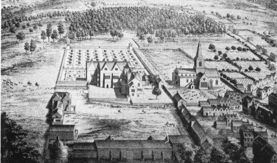 Minchinhampton 1712