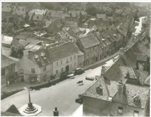 View from Church Tower (1930s)