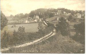 Walls Quarry (1913)