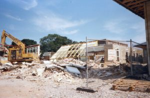 Demolition of Primary School (1998)