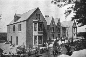 Amberley Ridge Hotel, later School