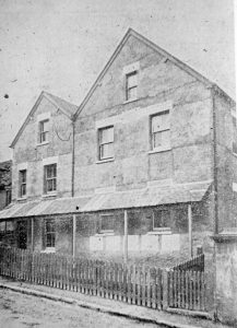 Baptist Institute and Cottage c1912