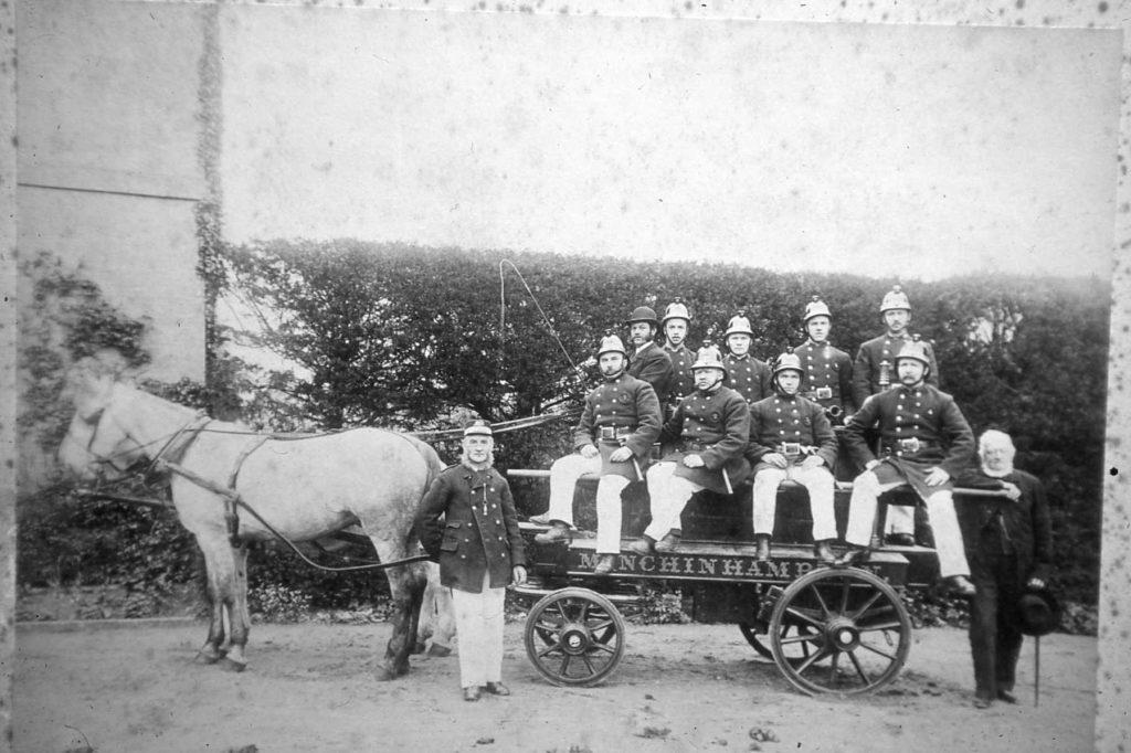 Minchinhampton Fire Brigade
