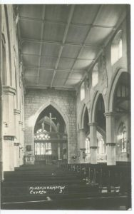 Holy Trinity interior after 1919