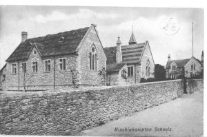 Minchinhampton Schools (c1930)