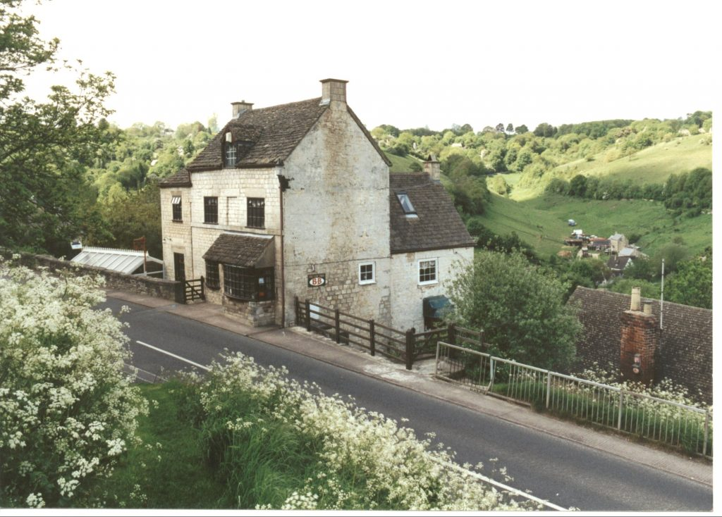 The Yew Tree in 2000