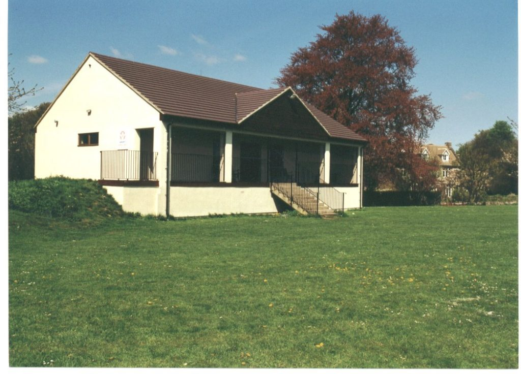Minchinhampton Cricket Pavilion