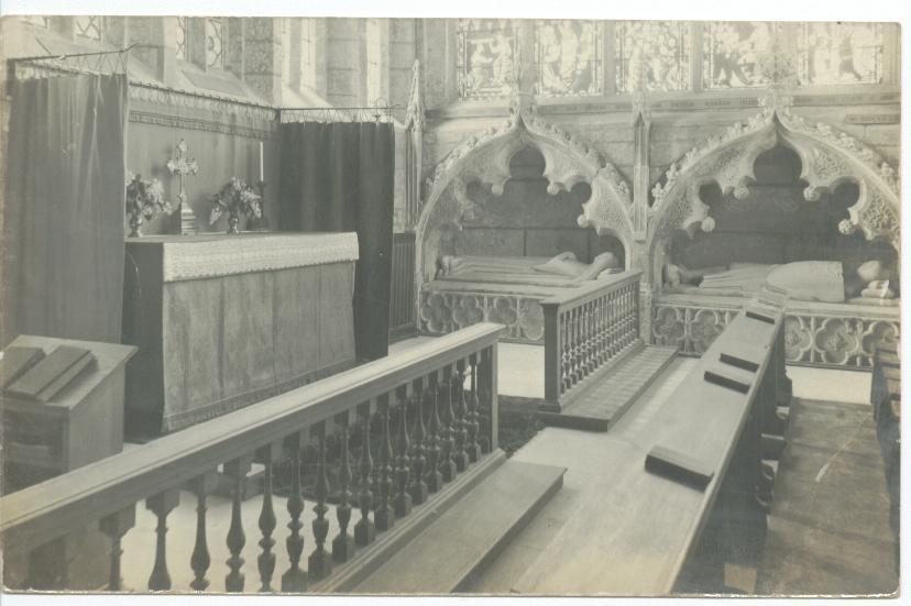 South Transept, Holy Trinity Church