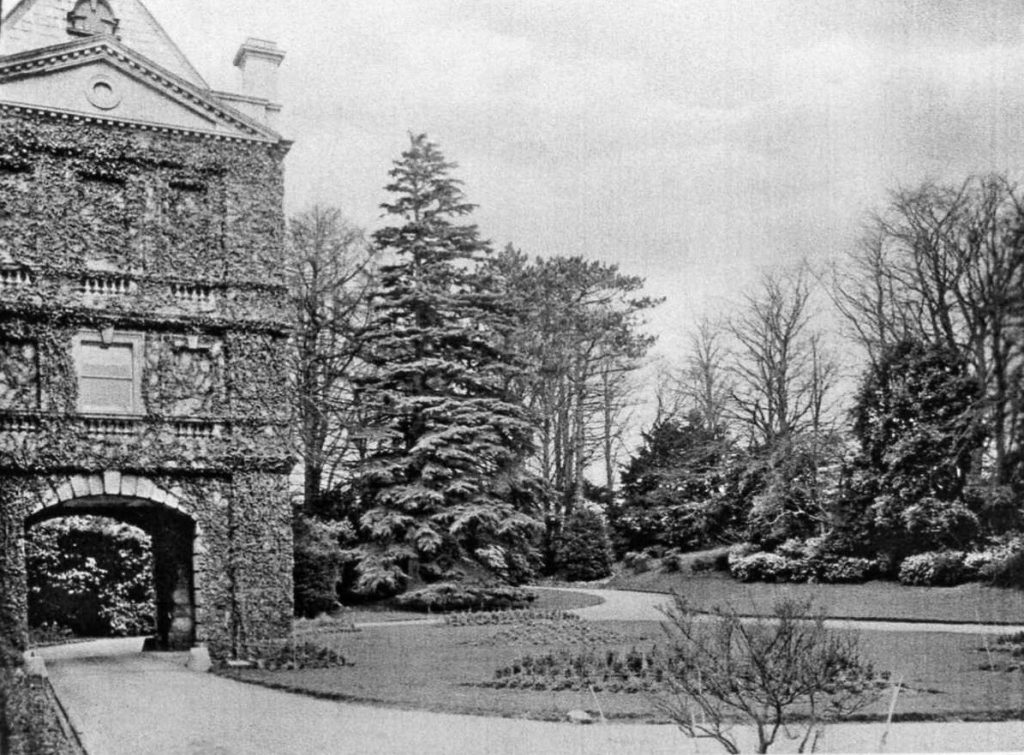 East Front early C20th