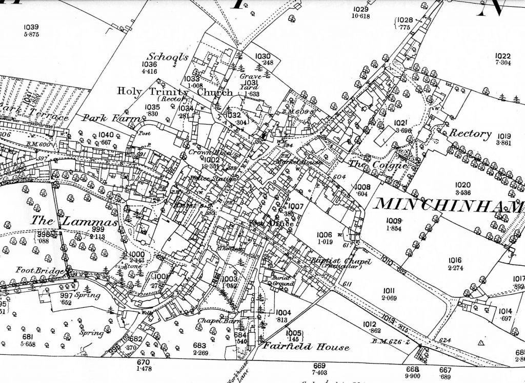Ordnance Survey 1881