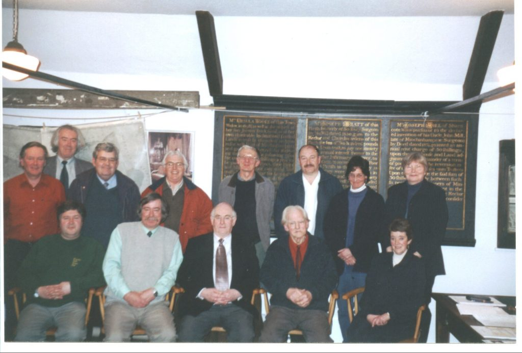 Minchinhampton Parish Council 2000